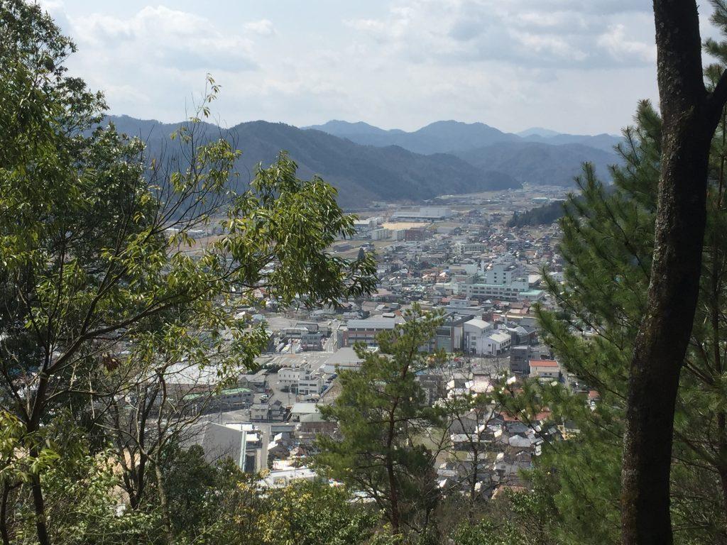 安芸高田の街並み